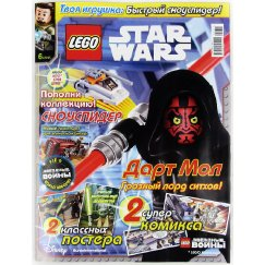 Журнал Lego Star Wars №06 (2015)