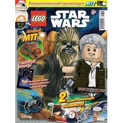 Журнал Lego Star Wars №10 (2016)