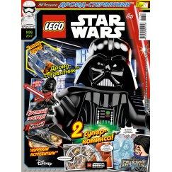 Журнал Lego Star Wars №06 (2017)