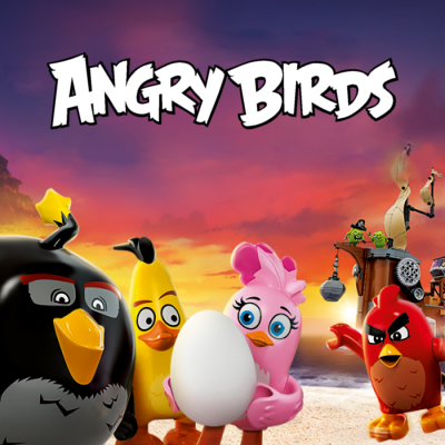 LEGO The Angry Birds Movie