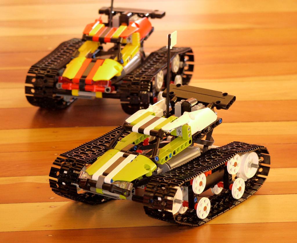 Вездеход Лего 42065