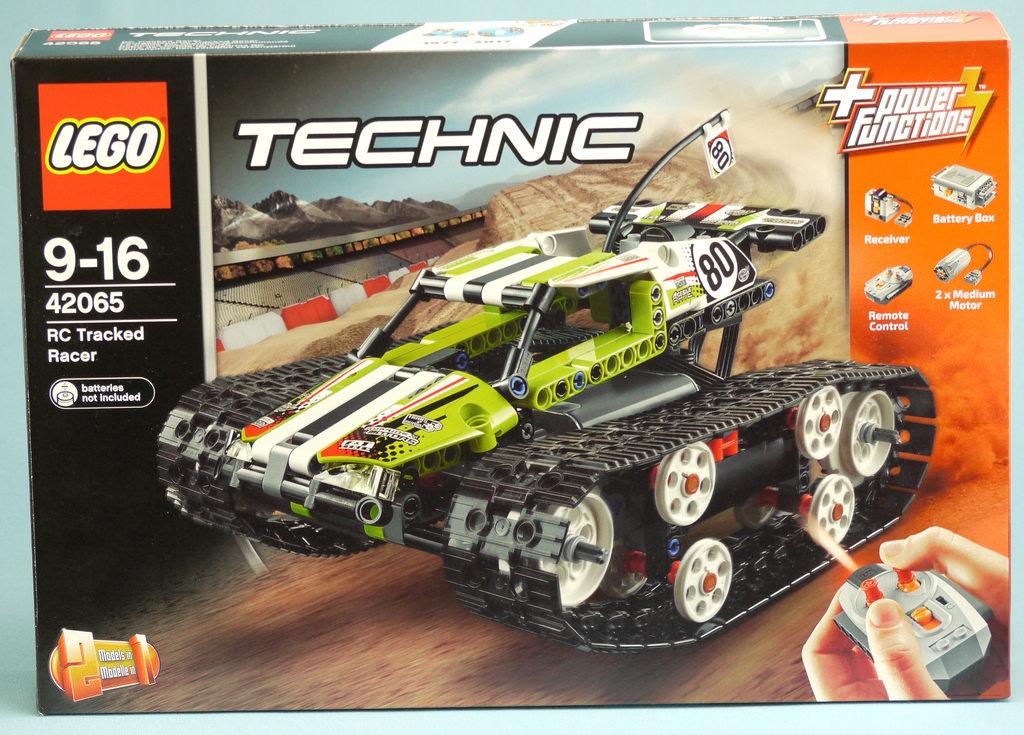 Набор Лего 42065