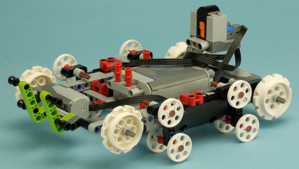 Скоростной вездеход Лего 42065